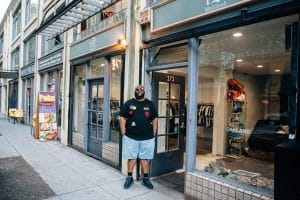 One benefit of small businesses are that they help create interesting and diverse neighborhoods.