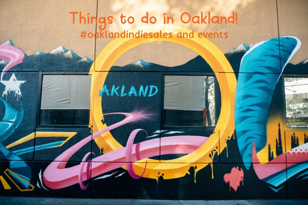 Oakland Indies Sales and Events