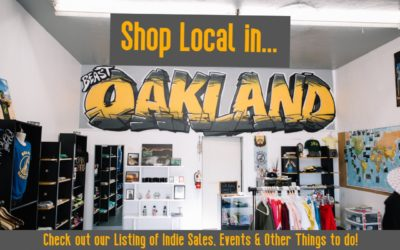 Shop Oakland Independent Merchants