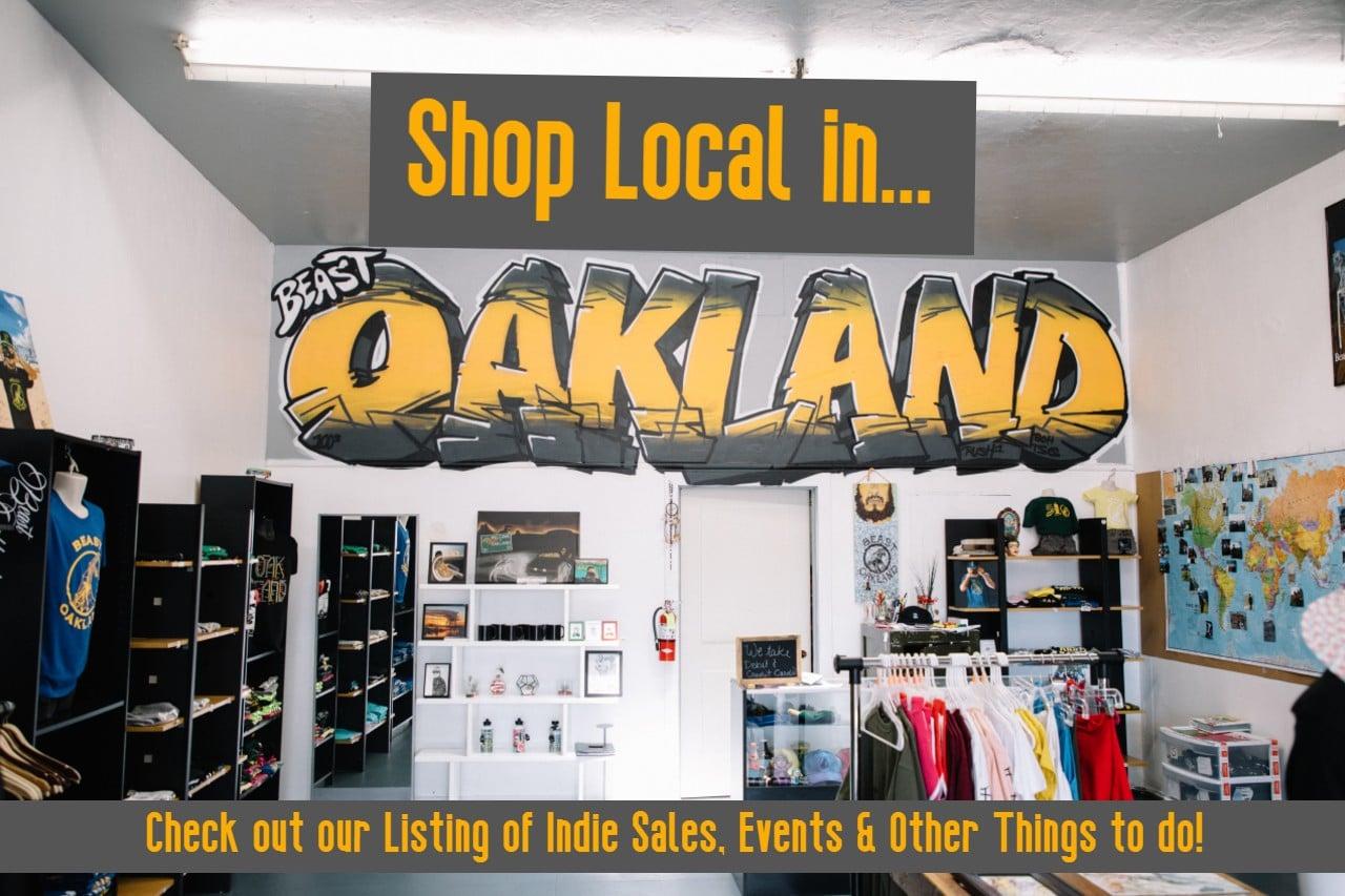 Beast Oakland in Laurel District