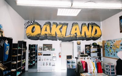 Beast Oakland is Oakland Proud