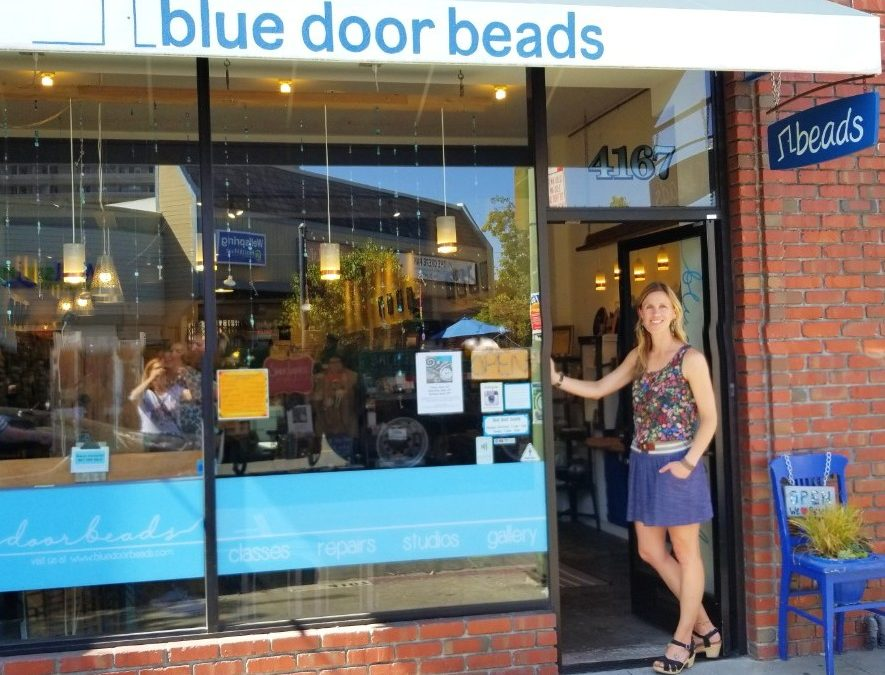 Blue Door Beads Nourishes the Creative Soul