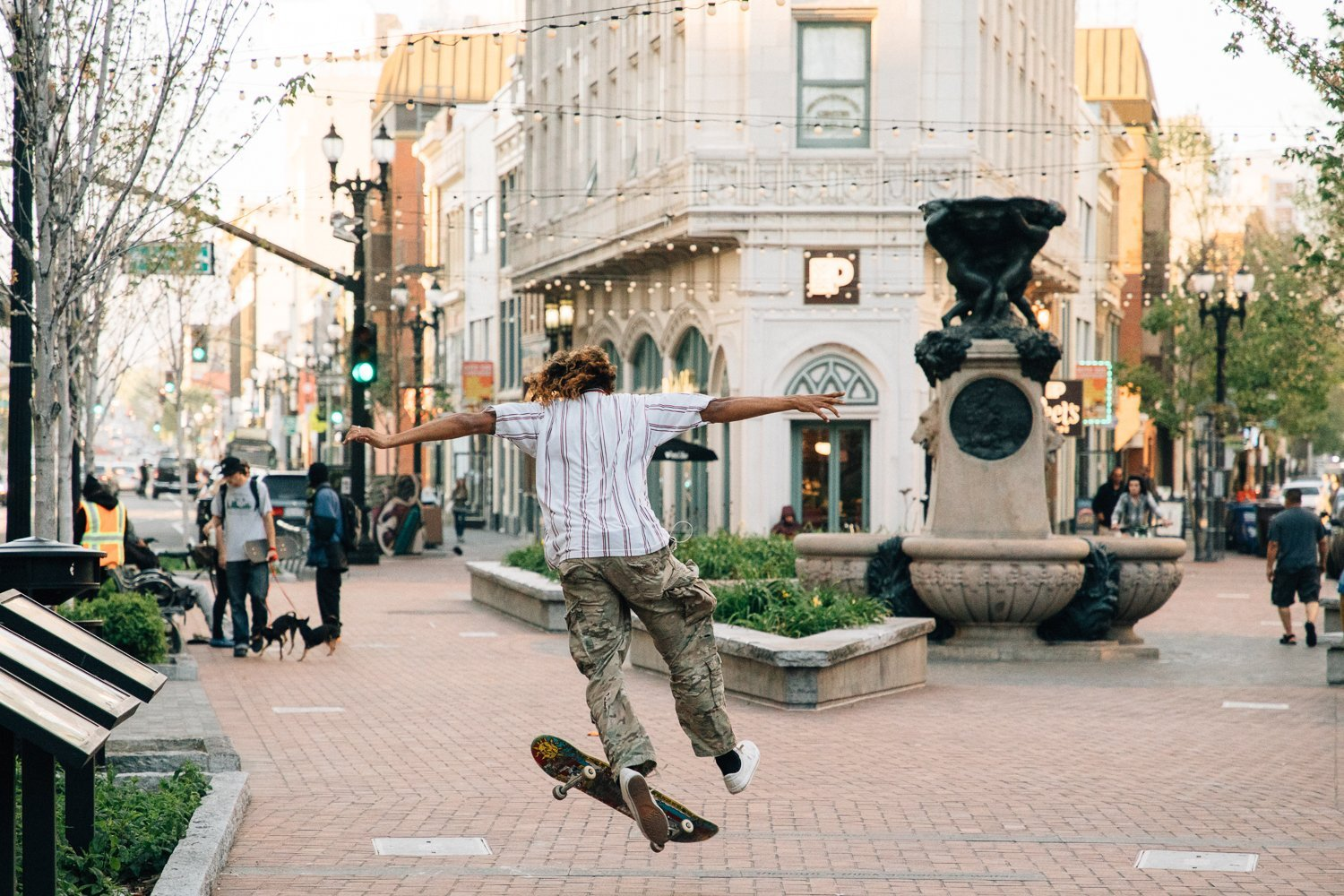 Category Active Lifestyle Downtown Oakland