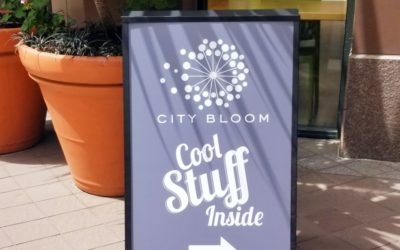 City Bloom Helps Downtown Flourish