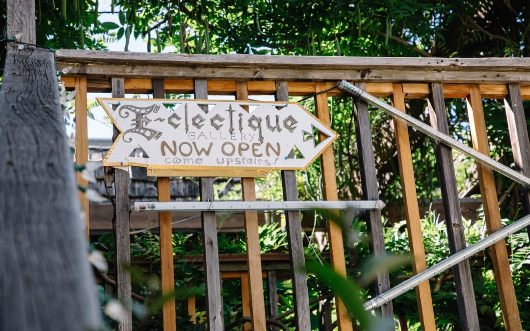 E-clectique Gallery is More Than Eclectic