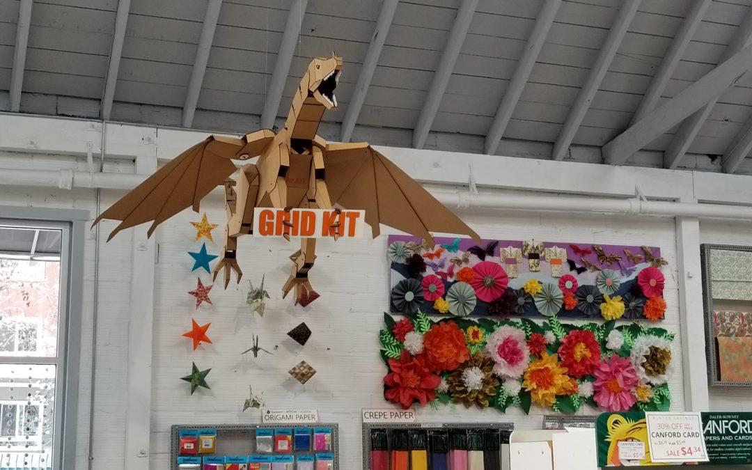 Flax Art & Design Paints a Priceless Shop Local Picture