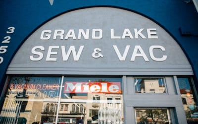 Grand Lake Sew & Vac: Old-School Teaches a Few Things
