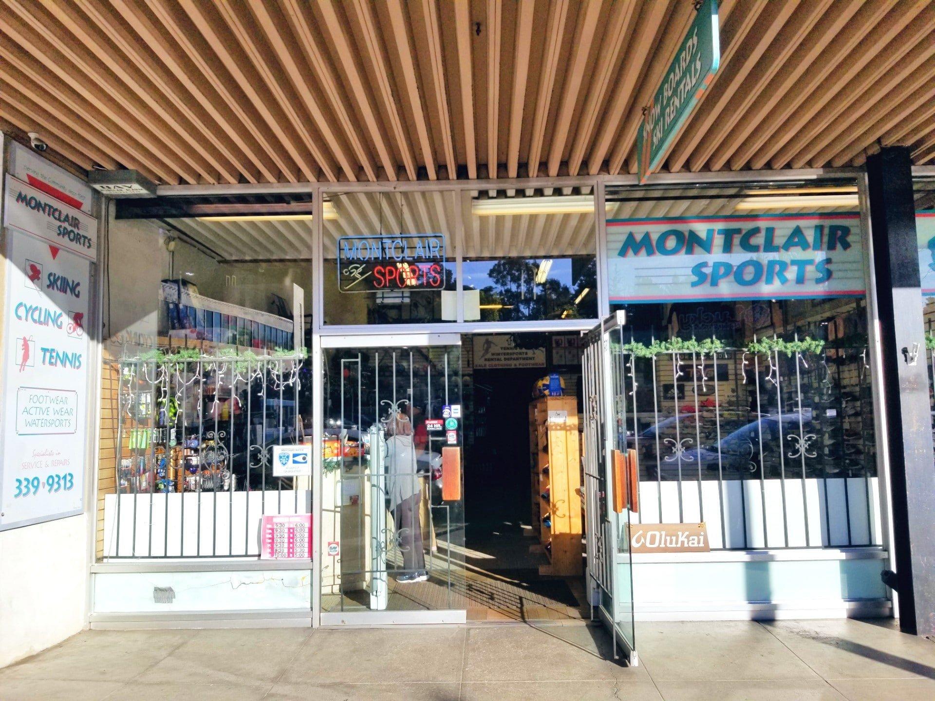Montclair Sports, Oakland CA