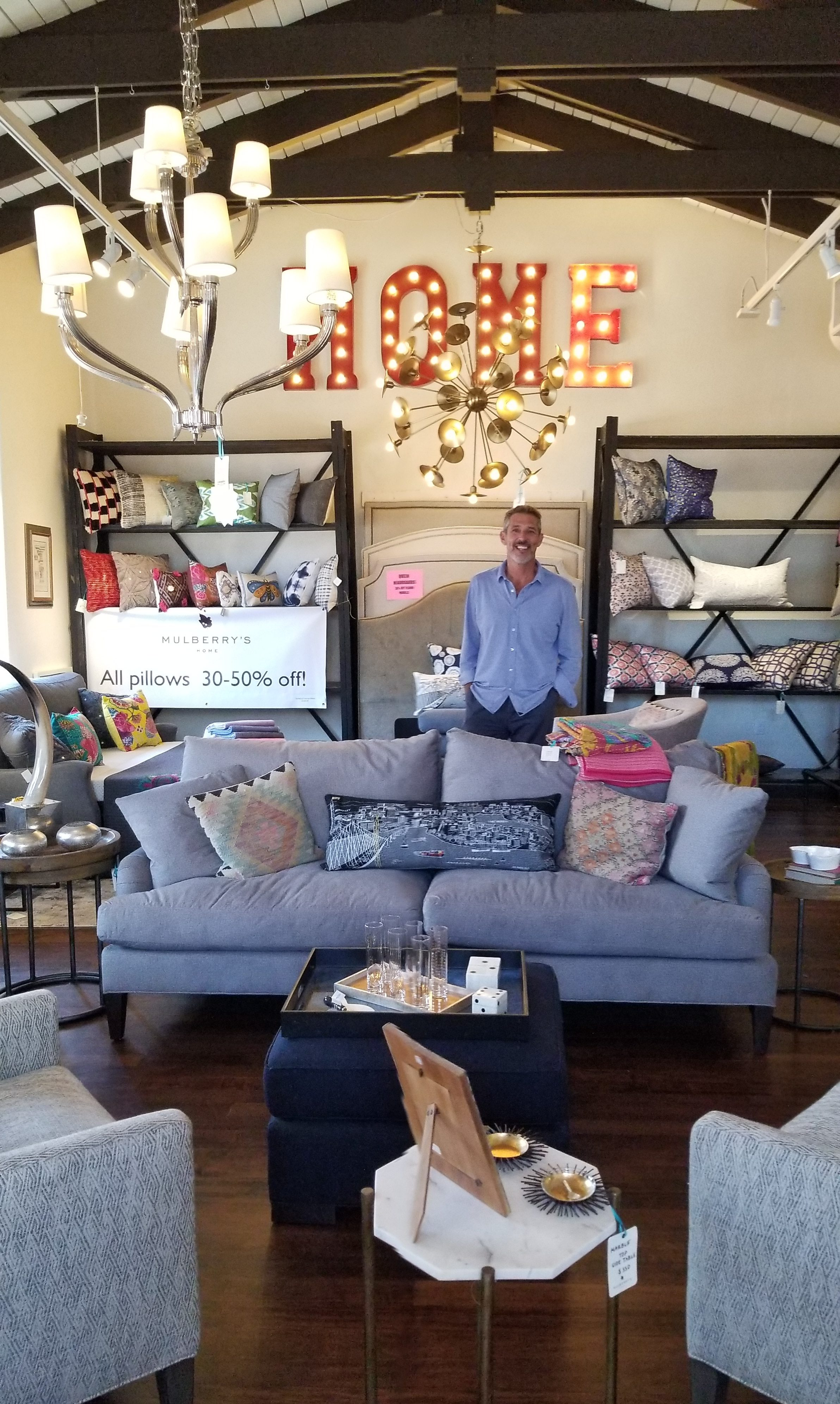 Mulberry's Home Chad Olcott