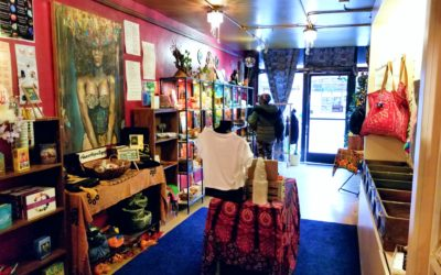 Queen Hippie Gypsy: Shop Local for Magic Moments