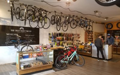 Tip Top Bike Shop: A Classic Neighborhood Bike Shop