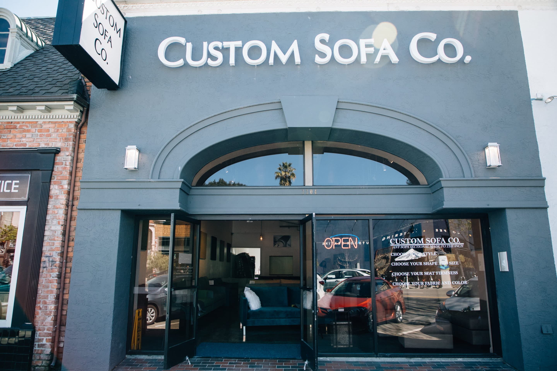 Custom Sofa Co. On Grand Ave in Oakland, CA