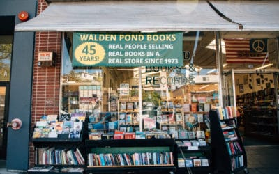Walden Pond Books: A Refuge from the Hustle of Life