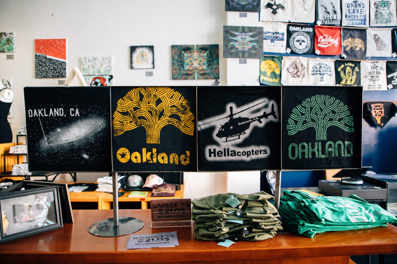 510 Brand Oakland, CA