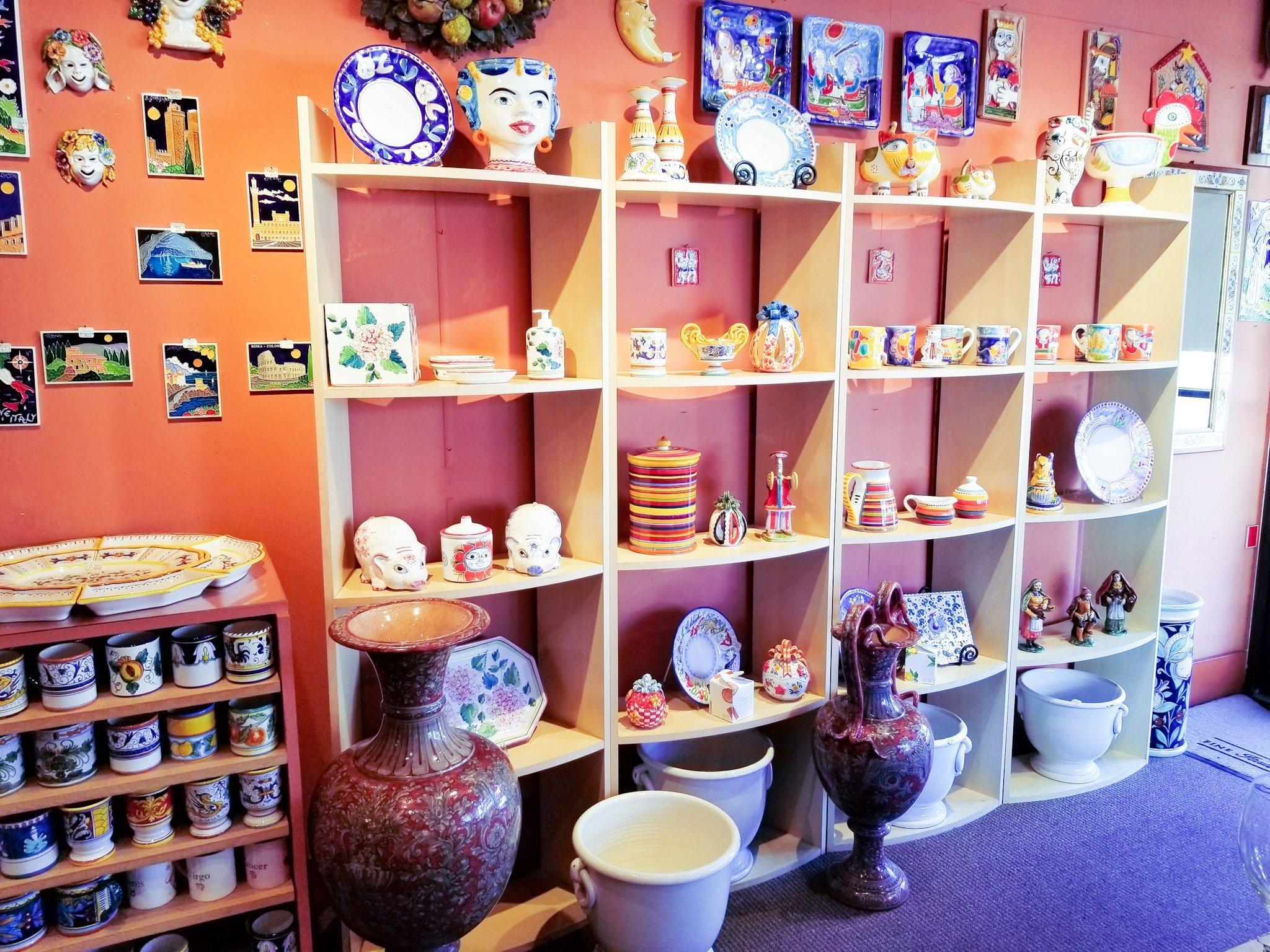 Bella Ceramica on Piedmont Ave in Oakland CA