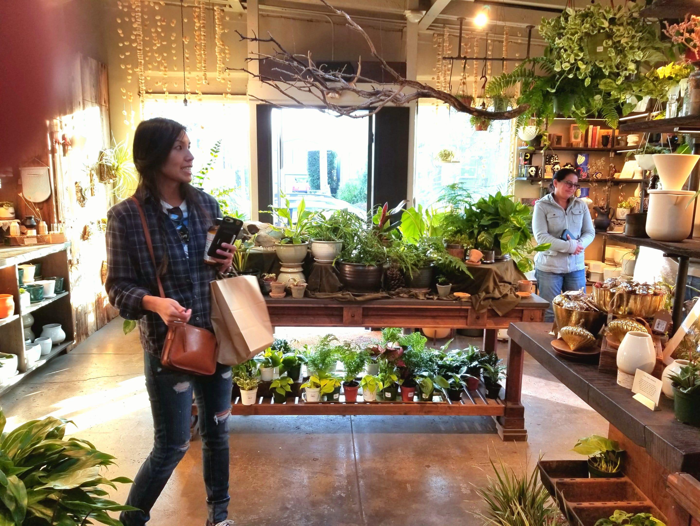 Crimson Horticulture Rarities Oakland, CA