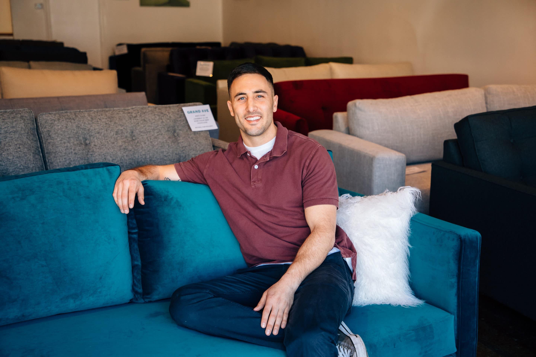 Custom Sofa Co. in Oakland, CA