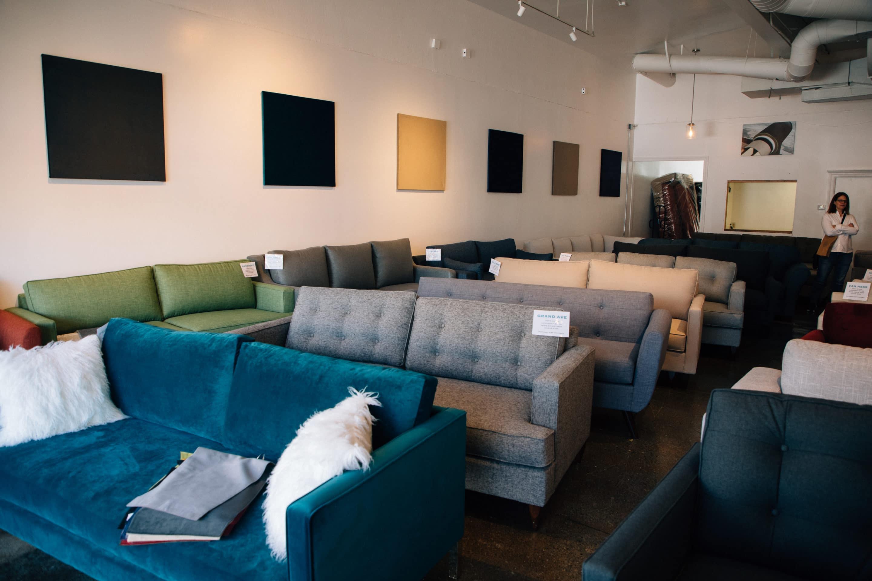 Custom Sofa Co. In Oakland CA