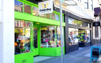 GoldenBug Shoes is Shop Local Gold