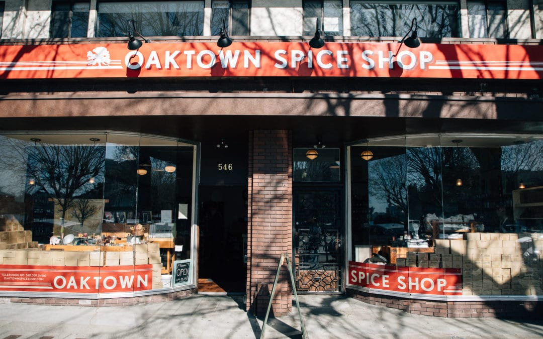 Oaktown Spice Shop: A Very Spicy Love Story