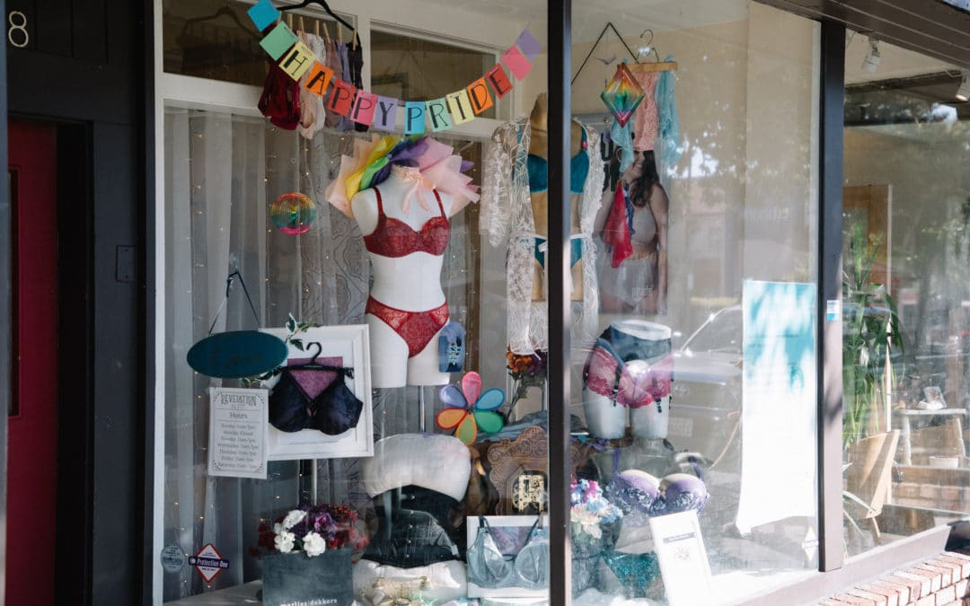 Revelation in Fit is a Revolution in Bra Shopping