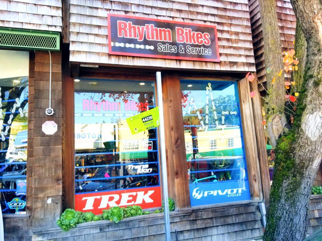 Rhythm Bikes Montclair Village Oakland CA