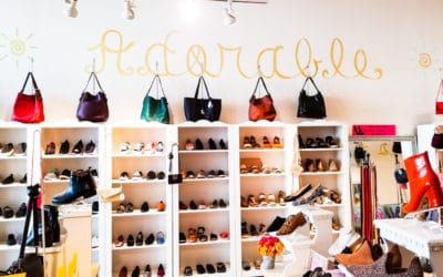 Tootsies Rockridge: Shoes Local