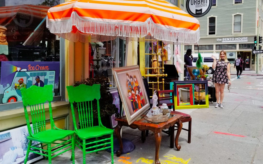 Urban Eclectics is Shop Local Electric